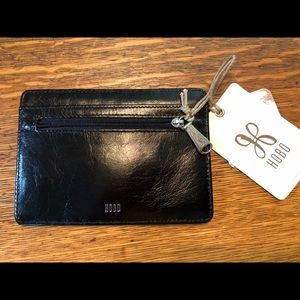HoBo Leather Credit Card Wallet
